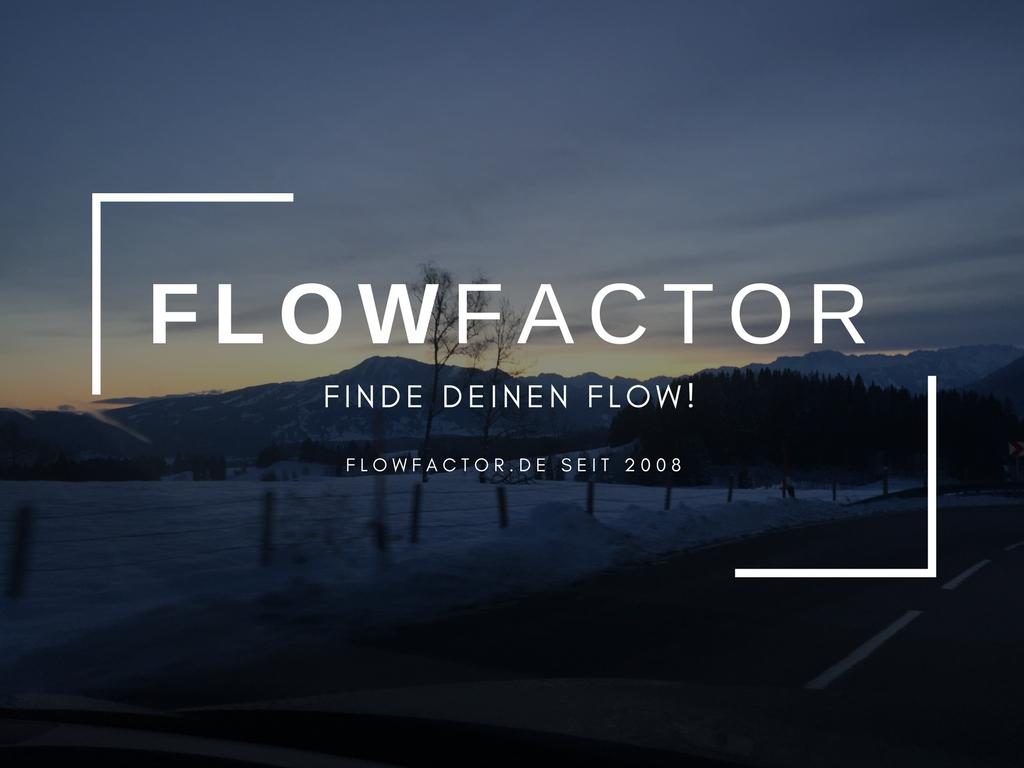 10 Jahre Flowfactor.de